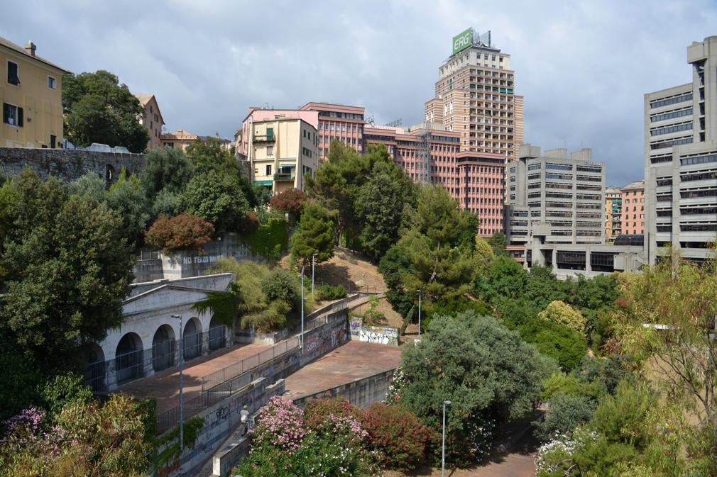 Giardini Di Plastica Genova.Genova